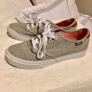 Woman's Vans Shoes